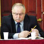 Włodziemierz Wójciak, radny Rady Miejskiej