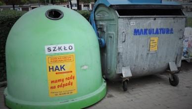 Zapłacimy więcej za odbiór odpadów komunalnych (fot. Ola Zrobek)