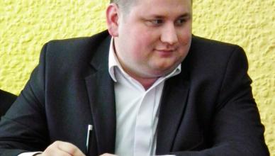 Mateusz Karwowski, doradca burmistrza