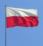 Poseł Waldemar Buda będzie rozdawał flagi