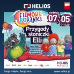 Filmowe Poranki – Przygody Słoniczki Elli w kinie Helios