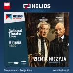 """""""Ziemia niczyja"""" z cyklu Helios na scenie w kinach Helios!"""