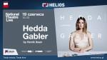 """Hedda Gabler"" w cyklu Helios na Scenie!"
