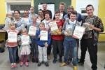 Osiedle Staromiejskie: II turniej w warcaby i pyszny konkurs