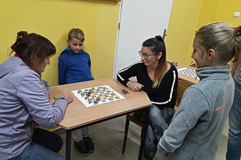 II turniej w warcaby i pyszny konkurs (2)