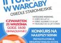 Turniej w warcaby i konkurs na najlepszy sernik