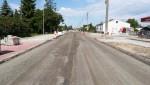 Zerwali nowy asfalt na ul. Brzezińskiej [ZDJĘCIA]