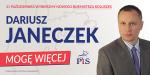 Dariusz Janeczek kandydatem PiS na burmistrza Koluszek