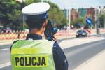 Mniej wypadków drogowych – koluszkowska policja podsumowała wakacje