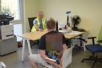 Dwóch mężczyzn aresztowanych za kradzież