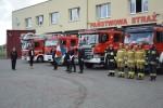 Strażacy odebrali awanse