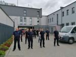 Doborowe czwartki w Komendzie Powiatowej Policji w Koluszkach