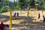 Siatkówka plażowa. 15 drużyn rywalizowało w Mistrzostwach Powiatu