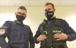 Koluszkowscy policjanci zapobiegli tragedii